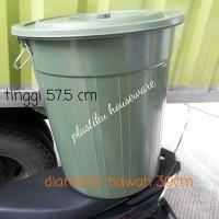 (GO SEND) Ember Plastik / Bak Air 80L Besar / Tong Air Jumbo 80L Murah