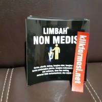 Stiker Limbah Medis