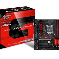 ASRock Fatal1ty B250M Performance (DDR4, Socket LGA1151)