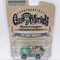 Diecast Mobil Greenlight 1:64 Gas Monkey Garage 1976 Ford Bron AFB0841
