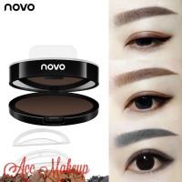 NOVO Eyebrow Stamp / Stamping Alis / Cetakan Alis #010