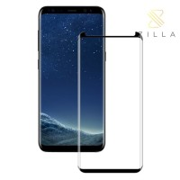 Zilla 3D Tempered Glass Curved Edge 9H Large for Samsung Galaxy S9