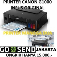 Printer Canon G1000 infus original CUP165