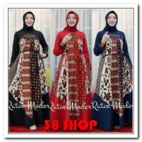 Best 38 READY STOK DRESS BATIK KEKINIAN ORI BY RATOE MODERN