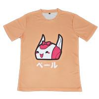 Belletron Couple Orange T-Shirt
