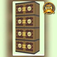 Harga furnitune murah 212 lemari 16 pintu best | Pembandingharga.com