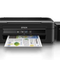 Printer Epson L380 Ink Jet MFP Garansi Resmi - Print Scan CUP612