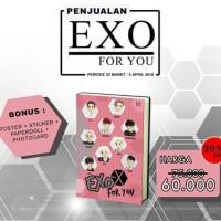 Novel EXO For You (EXO Squad)