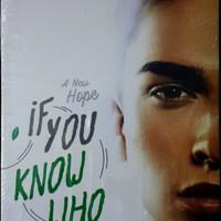 Novel IF YOU KNOW WHO - ItsmeINDRIYA