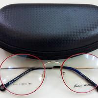 Kacamata Frame Minus Jones William 9803 Model Vintage & Iconic