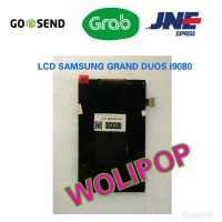 LCD SAMSUNG GALAXY GRAND DUOS I9080 I9082 ORIGINAL