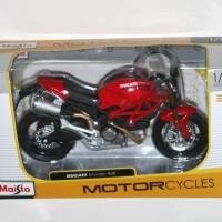 Ducati Monster 696 Skala 1:12 Maisto