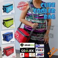 Cube Cooler / Lunch / Bekal / Bag / Tas