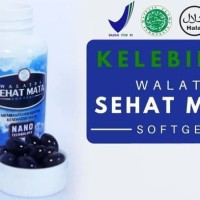 Walatra Sehat Mata Asli 100% Original - Bukan Eye Care Softgel