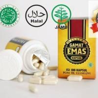 Walatra Gamat Emas Kapsul Asli 100% Original - Produk Bergaransi