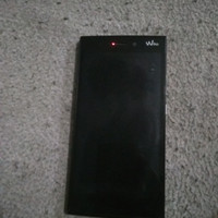 Handphone second bekas HP HH android murah wiko ridge 3G NEGO (mati)