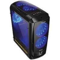 Komputer Rakitan Gaming Vitro Red Dragon Quad Core R3 1200 GT 1030