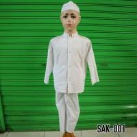 Baju Anak Baju Muslim Anak Pakaian Anak Bayi Balita Baju Koko Setela