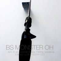 BS Monster III IGUANA PE 1-3 OH Joran Pancing Bossna