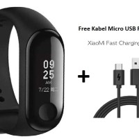 Xiaomi mi band 3 free kabel micro usb xiaomi fast charging