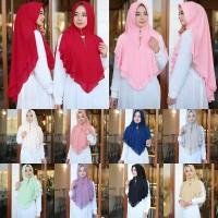 Hijab Khimar Button