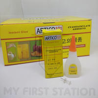Lem Super Glue/ Cyanoacrylate Adhesive ARTICO 101 - 20gr