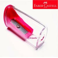 Faber Castell Sharpener 125 LV - Rautan Kecil Faber Castell - 125LV