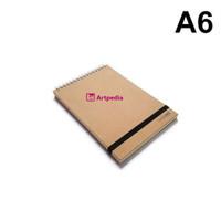 GambArt Sketchbook A6 / Scratchbook