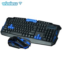 Keyboard Mouse Gaming Wireless HK8100