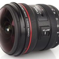 Canon EF 8-15mm f/4L Fisheye USM Garansi Datascrip