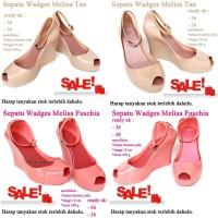 Sepatu Wadges Melisa