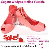 Sepatu Wadges Melisa fucia