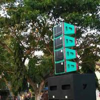 Sound Audio Miniatur Sound Gantung Box + Speaker