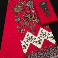 Harga kain batik primisima madura jaya 2 satuan tanpa embos unggul jaya | Hargalu.com