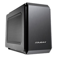 Casing / Case COUGAR QBX - Ultra Compact Pro Gaming Mini ITX Case