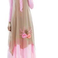 FECART.COM Gamis Muslimah Casual Wanita 342 31 Beli Yuk