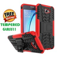 RUGGED ARMOR Samsung Galaxy J7 Prime On7 On 7 2016 Hard Soft Case HP