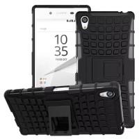 RUGGED ARMOR Sony Z5 - Z5+ Plus Premium Dual Hardcase Soft Case HP