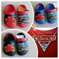 Sepatu Sandal Anak Laki-Laki Crocs Cars Murah AFB3496