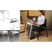 Meja Laptop Meja Lipat Portable Meja Belajar Anak Meja Kecil Meja Sofa