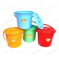 1 set Ember Plastik / Timba / Pail Golden Hen 4 galon P-2290-T
