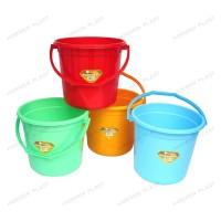 6 bh Ember Plastik / Timba / Pail Golden Hen 4 galon P-2290