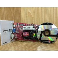 VGA Card PCI-E POWERCOLOR ATI RADEON HD 6570 1GB DDR3 128BIT (GARANSI