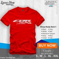 Kaos / Baju / T-shirt CBR 250 RR total control Distro Keren Murah