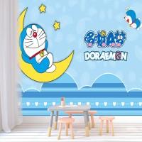 Wallsticker Murah Motif Kartun Doraemon