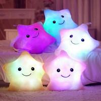 Bantal Nyala - Colorful Flashing Luminous Cushion Pillow