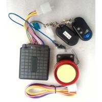 Alarm motor Anti Maling MOTORCYKLOWY Dapat On/OFF mesin dengan Remote
