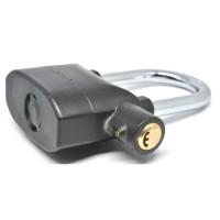 Gembok Alarm dengan sensor getaran Cocok untuk Motor dan Rumah