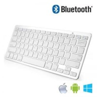 Universal Keyboard Bluetooth Tablet HP Android IOS Windows Samsung dll