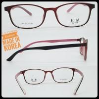 Frame kacamata HM 05 / Original Korea